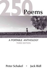 250 Poems 3rd Edition 9781457636929 1457636921