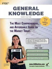 FTCE General Knowledge Teacher Certification Study Guide Test Prep 4th Edition 9781607873358 1607873354