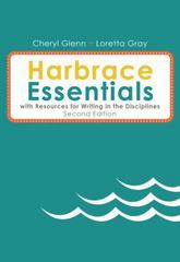 Harbrace Essentials with Resources Writing in Disciplines 2nd Edition 9781285451817 1285451813