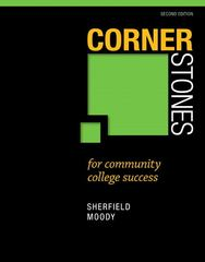 Cornerstones for Community College Success 2nd Edition 9780321860590 0321860594