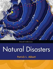 Natural Disasters 9th Edition 9780078022876 0078022878