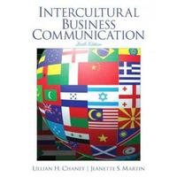 Intercultural Business Communication 6th Edition 9780132971270 0132971275