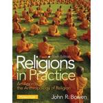 Religions in Practice 6th Edition 9781317344483 1317344480