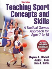 Teaching Sport Concepts and Skills 3rd Edition 9781450411226 1450411223
