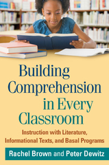 Building Comprehension in Every Classroom 1st Edition 9781462511204 1462511201