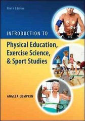 Introduction to Physical Education, Exercise Science, and Sport Studies 9th edition 9780078022661 0078022665