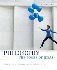 Philosophy 9th Edition 9780078038358 0078038359