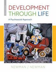 Development Through Life 12th Edition 9781285459967 1285459962