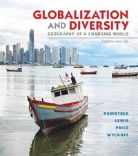 Globalization and Diversity 4th Edition 9780321807267 032180726X