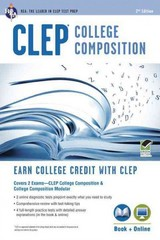 CLEP College Composition and College Compositin Modular 2nd Edition 9780738611334 0738611336