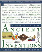 Ancient Inventions 1st Edition 9780345401021 0345401026