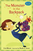 The Monster in the Backpack 0 9780763633073 0763633070