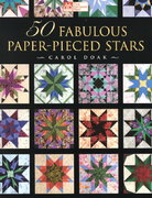 50 Fabulous Paper-Pieced Stars 0 9781564772718 1564772713