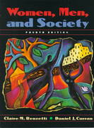 Women Men and Society 4th edition 9780205265626 0205265626