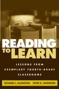 Reading to Learn 1st edition 9781572307629 1572307625