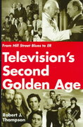 Television's Second Golden Age 1st Edition 9780815605041 0815605048
