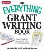 The Everything Grant Writing Book 2nd Edition 9781440524554 1440524556