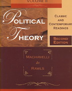 Political Theory 2nd Edition 9780195330236 0195330234