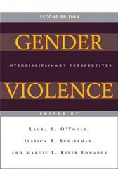 Gender Violence (Second Edition) 2nd Edition 9780814762219 0814762212