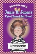 Junie B. Jones Third Boxed Set Ever! 0 9780375825521 0375825525