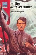 Hitler and Germany 0 9780521376297 0521376297