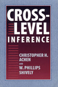 Cross-Level Inference 0 9780226002200 0226002209