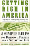 Getting Rich in America 0 9780066619835 0066619831