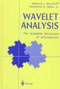 Wavelet Analysis 2nd edition 9780387983837 038798383X