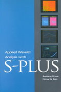 Applied Wavelet Analysis with S-PLUS 1st edition 9780387947143 0387947140