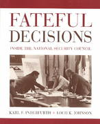 Fateful Decisions 1st Edition 9780195159660 0195159667