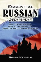 Essential Russian Grammar 1st Edition 9780486273754 048627375X
