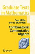 Combinatorial Commutative Algebra 1st edition 9780387237077 0387237070