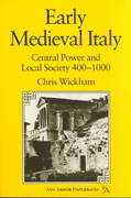 Early Medieval Italy 1st Edition 9780472080991 0472080997