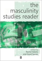 The Masculinity Studies Reader 1st edition 9780631226604 0631226605