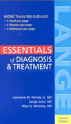Essentials of Diagnosis and Treatment 2nd edition 9780071378260 007137826X
