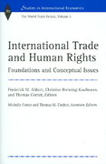 International Trade and Human Rights 0 9780472115358 0472115359