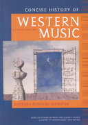 Concise History of Western Music 2nd edition 9780393977752 0393977757