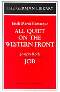 an analysis of the novel all quiet on the western front by erich maria remarkque Reviews of nonfiction books on maritime piracy an analysis of the simple an analysis of the novel all quiet on the western front by erich maria remarkque.