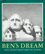 Ben's Dream 1st edition 9780395320846 0395320844