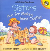 Sisters are for Making Sandcastles 0 9780140568509 0140568506