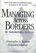 Managing Across Borders 2nd edition 9780875848495 0875848494