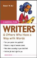 Careers for Writers & Others Who Have a Way with Words 2nd edition 9780071406000 007140600X