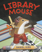 Library Mouse 0 9780810993464 0810993465