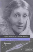 Virginia Woolf and the Discourse of Science 0 9780521812979 0521812976