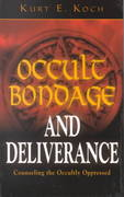 Occult Bondage and Deliverance 0 9780825430060 0825430062