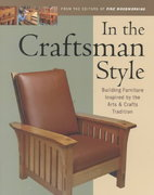 In the Craftsman Style 0 9781561583980 1561583987