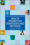 Health Promotion Strategies and Methods 2nd Edition 9780074715000 0074715003