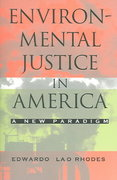 Environmental Justice in America 1st Edition 9780253217745 0253217741