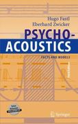Psychoacoustics 3rd edition 9783540231592 3540231595