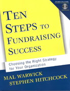 Ten Steps to Fundraising Success 1st Edition 9780787956745 0787956740